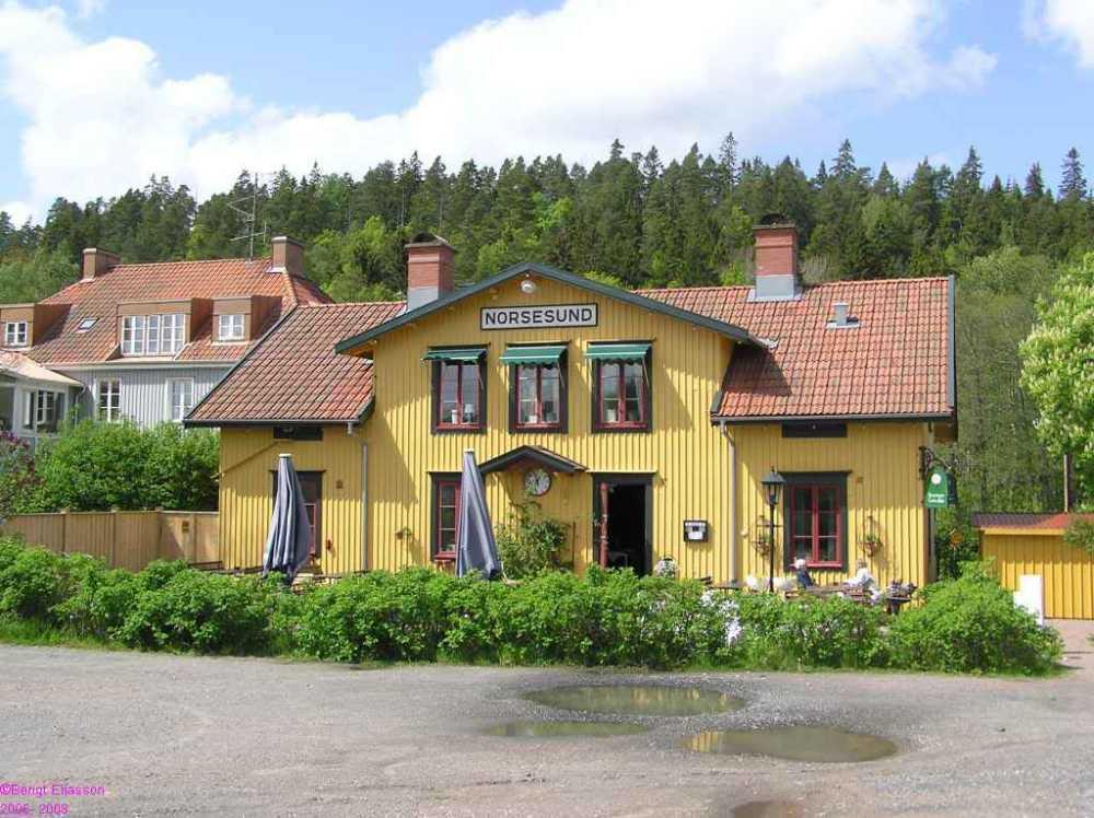 Stationen i Norsesund